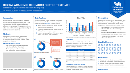 Academic Research Poster Template
