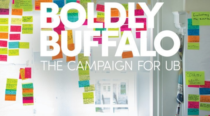 Boldly Buffalo: the campaign for UB.