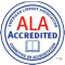American Library Association logo.