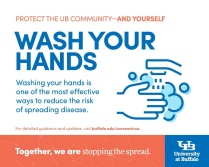 Washing your hands. Washing your hands is one of the most effective ways to reduce the risk of spreading disease.